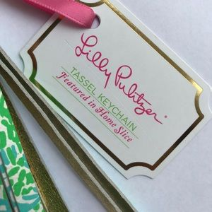 Lilly Pulitzer Accessories - Lilly Pulitzer keychain